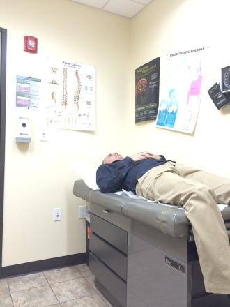 Visiting a neurologist... sad face.