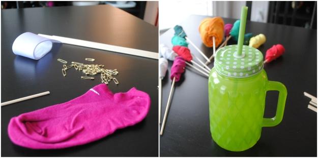 easter socks Collage1